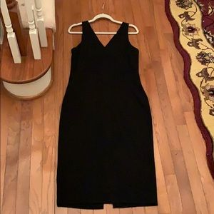 Dolce and Gabbana little black dress